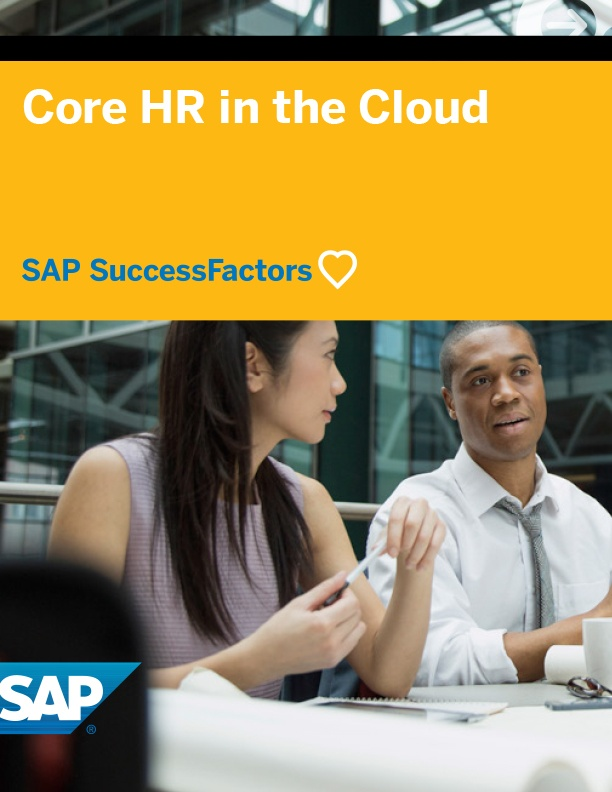 Core HR in the Cloud