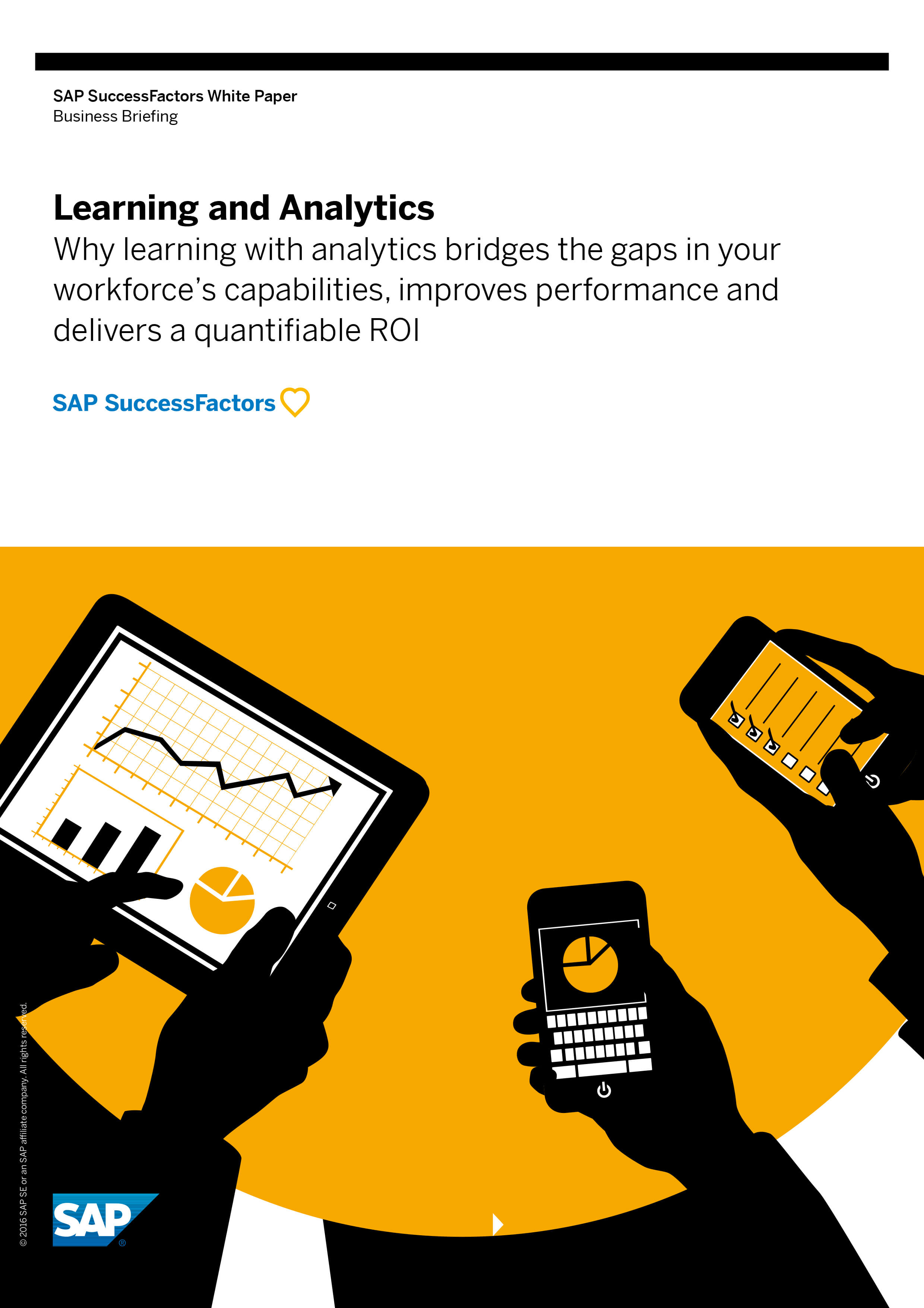 SAP SuccessFactors Whitepaper - Learning - Learning and Analytics